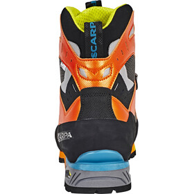 Scarpa Charmoz OD Shoes Men shark/orange